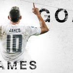 37 ¡GOOOOOOOOOOOOOOOOOOOOLAZO de @jamesdrodriguez! Real Madrid 2-1 Athletic #RMLiga #HalaMadrid https://t.co/UvOEQsFgCE