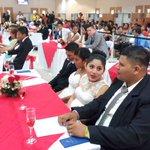 Vicepresidente Glas casa a más 50 parejas en @RegistroCivilec del sur de Guayaquil. https://t.co/Zw9V5vUhi9 vía @angel2aguirre