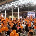 Iniciamos Primera Convención de Centro Democrático Nacional, con masivo respaldo popular. #EcuadorEs1 #CDNacional https://t.co/Wc78VzQUVF