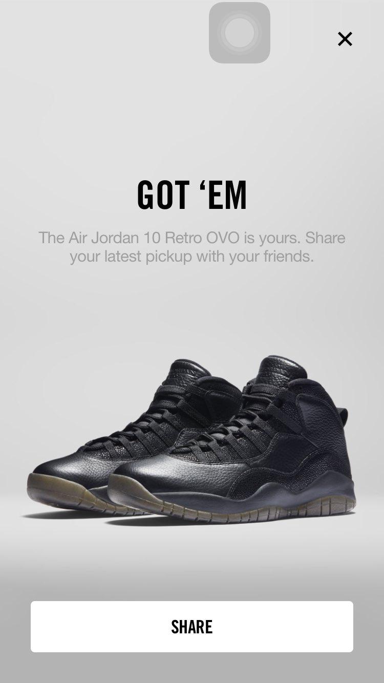 copped @SneakerNews @SOLELINKS @SneakerShouts @SneakerAlertHD @TheShoeGame @ModernNotoriety @sneakerfiles https://t.co/Wn9qGONsMD