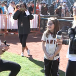 ▶︎ Love was in the air at #KNBRFanFest. Check out video of the surprise proposal! https://t.co/kFGtVjE2TX @SFGiants https://t.co/rRRxifzu9J