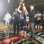 Jimmer Fredette earns MVP honors with 35 PTs as East defeats the West, 128-124 in #DLeagueAllStar. https://t.co/naRKKnCFiQ