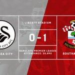 #SaintsFC make it six #BPL games unbeaten by winning 1-0 away to the #Swans. Report here – https://t.co/jROawBMh34 https://t.co/qK0tj3eiLP