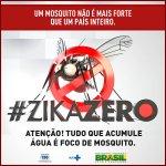 Nação Rubro-Negra x Mosquito = vitória fácil! Vamos juntos lutar pela nossa saúde! #ZikaZero https://t.co/7SzsGKzIRP