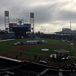 Getting closer... #SFGFest | #SFGiants https://t.co/QqfPDIa7ft