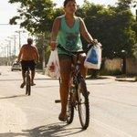 Pintura de ciclofaixa em Niterói desaparece em três meses.  https://t.co/pT9feJoNjt https://t.co/VrMM4nmifu