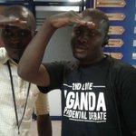 LMAO! Ugandans !!!!!  The Amama pose. #UGDebate16 https://t.co/Kt57KPrXMa