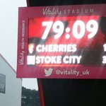 Stoke City Beat The Cold & AFC Bournemouth by 3-1. (The alternative report)… https://t.co/RdKS6EDQSF https://t.co/EqOLgYytQw