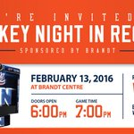 Hope to see you at Hockey Night in Regina. Join us from 5:30-6:30 for some tailgate fun!  @WHLPats #ReginaPats https://t.co/lNTPxAPd1Z