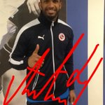 Penalty saving hero @AliAlhabsi gives a thumbs up after a great performance!  Add us on snapchat: OfficialRFC https://t.co/ph7GQTi5AL