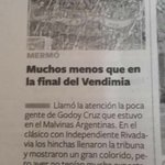 En Mendoza, sos leproso o sos anti lepra. Chau, Godoy. https://t.co/SFiQp3hLxZ
