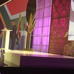Pres. Zuma giving a keynote address; remembering the Ruth Mompati who was honoured with #UbuntuAwards last year https://t.co/qRwlhVnDU2