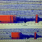 Heres a look at the seismogram of this mornings 5.1-magnitude earthquake and aftershock. https://t.co/sYf2XaX9hQ https://t.co/WPWTVPCiqj