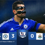 #BPL - HALFTIME: Chelsea run riot over Newcastle after a dominant first half display. #SSFootball https://t.co/GgY3Dnj8oZ