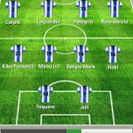 Once y banquillo @Alaves: https://t.co/PtBDRgTbb2