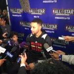 Busy day for the All-Stars! #NBAAllStarTO https://t.co/iotQcHQu27