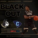 Wear your black and cheer on @WoffordMBB TOINGHT vs. The Citadel - 7pm! #Blackout #ConquerAndPrevail #DefendTheBen https://t.co/JJ7pgX5MtG