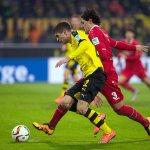 Hier sind die Bilder zum 1:0-Sieg des #BVB gegen @Hannover96: https://t.co/wjIGMvdqO2 #BVBH96 https://t.co/8mw606iZNO