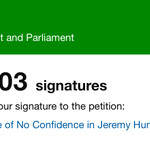 If you think Jeremy Hunt is destroying our NHS, please sign this. https://t.co/m51yXkDeGy I have signed. Bri https://t.co/JydsPLabLe