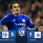 #BPL - RESULT: Pedros double leads Chelsea to a convincing victory at Stamford Bridge. #SSFootball https://t.co/xcDpsFNg5E