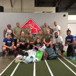 free bootcamp for clothing/hygiene donations for the homeless.  join us next sat @sweat athletics - @jsmithfit https://t.co/X6BAChAqNz