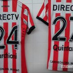 #TorneoDeTransicion Utilería lista en el vestuario de #EDLP para el juego ante la crema https://t.co/HnibtJptLY