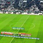 #JuveNapoli, azzurri in campo! #ForzaNapoliSempre @SerieA_TIM https://t.co/VBQTbuAZa8