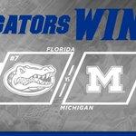 #Gators WIN!!! https://t.co/nk59NNrKnT. https://t.co/uGmqW4ApEF