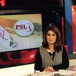 During the special transmission of PSL at Geo television, Karachi. https://t.co/2XCdPAxY2I