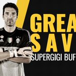 Che dire... Gigi.... #NUMEROUNO!!! #JuveNapoli https://t.co/bkfVFaQj5d