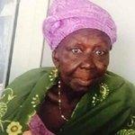 The elderly woman who donated N1million to Buharis campaign in 2015, Hajiya Fati Koko, has passed away at age 95. https://t.co/eBKomVRJc4
