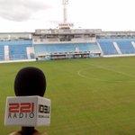 #221Fútbol #EDLP | @OficialAMSyD - @EdelpOficial | El Estadio Nuevo Monumental, a poco menos de dos horas del inicio https://t.co/WSUuc59z9Y