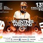 #ValentinesWeekendPicnic going all the way ????. Kwalichaba (Vilakazi Str.) is where we at. Pull thru wit ur bae. https://t.co/InO6u8i8Mk