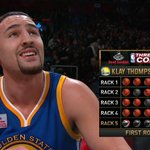 Solid first round by #KlayThompson! #NBAAllStarTO https://t.co/8Vh3X71raH