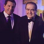 RIP Justice Scalia.... America has lost a great man. https://t.co/8VGBTfLHBj