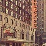 1968. Hotel Bismarck. 171 W. Randolph St. Now the Hotel Allegro. #Chicago #ChicagoHistory https://t.co/f7K7NYlL8q