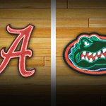 Its about to get LOUD in the ODome!  @AlabamaMBB vs. @GatorsMBK  Watch #BAMAvsUF » https://t.co/MjPDGOaTVE https://t.co/NiaGjbOo2z