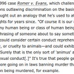 Remember when Scalia compared being gay to being like a murderer. https://t.co/KfM02c7D86 https://t.co/yhZNxvz5Gn