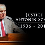 Pres. Obama and Michelle Obama extend deepest condolences to Justice Scalia's family. https://t.co/vnjc6zMlha https://t.co/EJKCY3c3aZ
