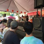Naruwan Taiko drummers at the #ChineseNewYear Cultural Fair in downtown #SanDiego @10news #YearoftheMonkey https://t.co/DbgkjZtPmJ