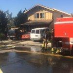 .@SDFD knock down fire in Scripps Ranch home STORY: https://t.co/ODpexFu65k #KUSINews https://t.co/B6R4ylMmEf