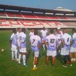 Gracian y Chica debutarian el lunes ante Real Santander, practica de fútbol hoy en el General Santander https://t.co/hR7PKi30Vh
