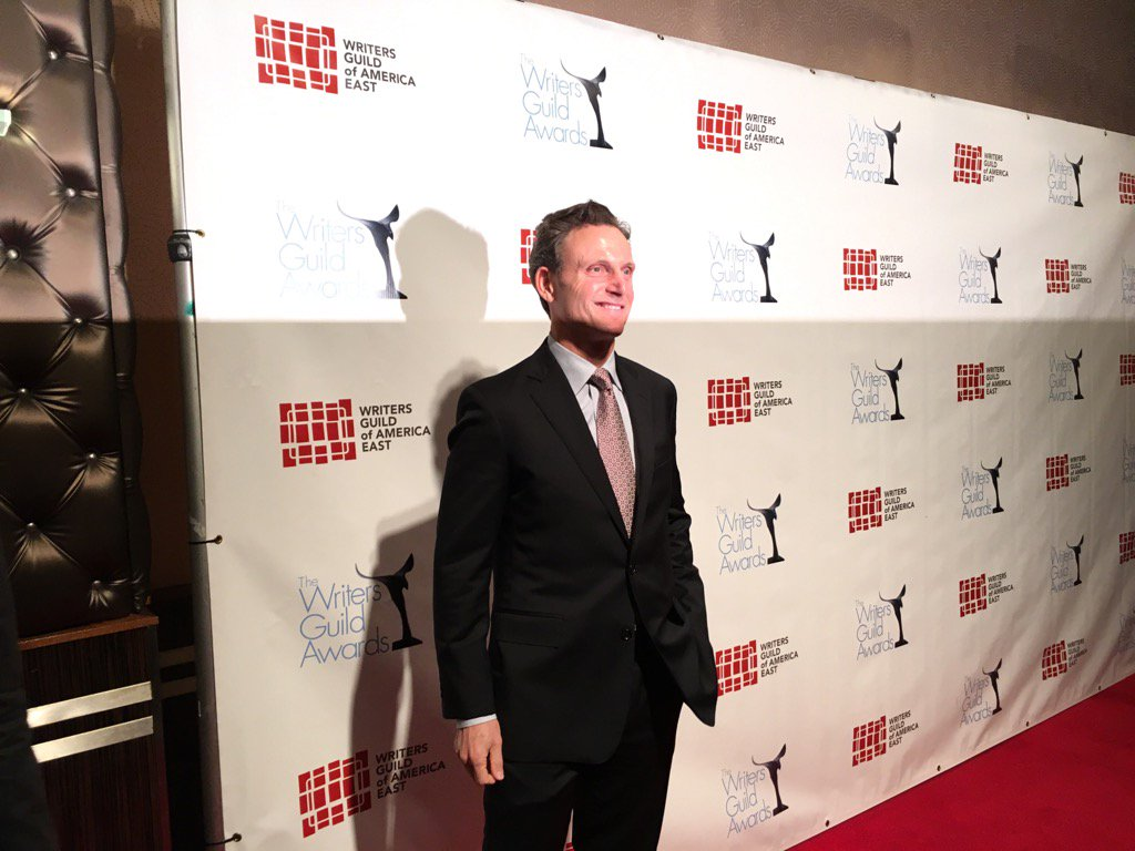 @tonygoldwyn arrives at #WritersGuildAwards https://t.co/sVwXmCf2R4