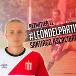 #EDLP Hacé RT si Santiago Ascacibar te pareció el #LeónDelPartido contra Atlético de Rafaela. https://t.co/n7ob9TSpqC