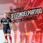 #EDLP Hacé RT si Gastón Fernandez te pareció el #LeónDelPartido contra Atlético de Rafaela. https://t.co/xG74Qbo6Kb
