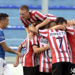#EDLP Estudiantes le ganó 1 a 0 a Atético de Rafaela con gol de Lucas Viatri: https://t.co/I9PtssASiH https://t.co/wOUoubas76