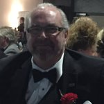 """@SJENERGY is pleased that our CEO volunteered as a """"man in black"""" in support of Hospice https://t.co/8Yfedps0nY"""