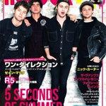 5SOS for InRock Japan! || @Our5SOSUpdatesx https://t.co/I17f12kjMZ