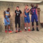 Having fun backstage before #VerizonDunk! #NBAAllStarTO https://t.co/BxUambzMMB