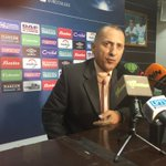 Carlos Navarrete, d.t. de Jaguares: Once Caldas nos cobró nuestros errores. Corrimos hasta que tuvimos aire. https://t.co/LksZFnwOyg